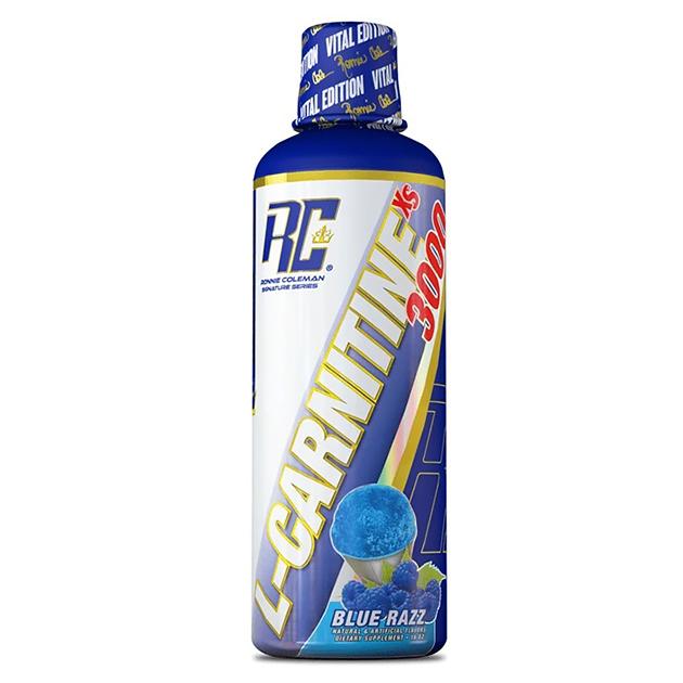 Жиросжигатель Ronnie Coleman L-Carnitine XS 3000 473 мл Синяя малина