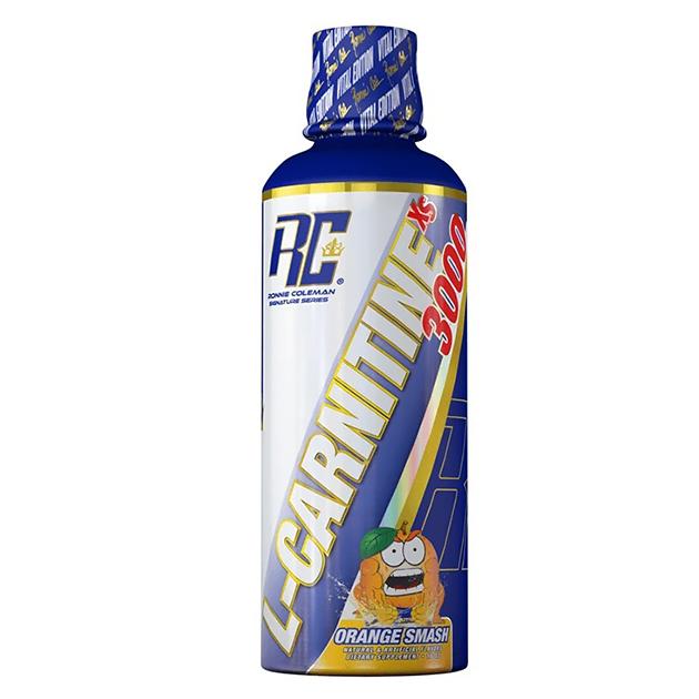 Жиросжигатель Ronnie Coleman L-Carnitine XS 3000 473 мл Апельсиновый сок