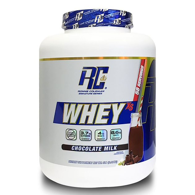 Протеин Ronnie Coleman Whey XS  2268 г Шоколадное молоко
