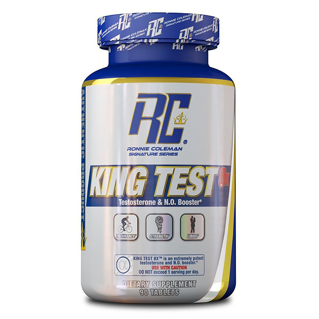 Тестобустер Ronnie Coleman KING TEST-XS 90 капс