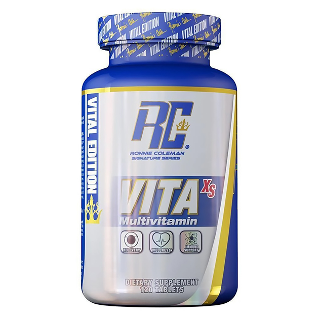 Витамины Ronnie Coleman Vita XS Multivitamin 120 табл