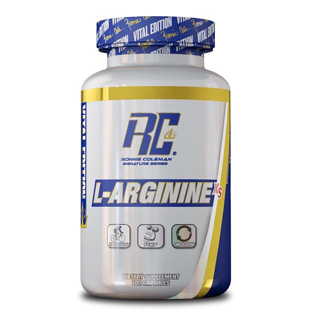 Аминокислота Ronnie Coleman L-Arginine XS Capsule 100 капс