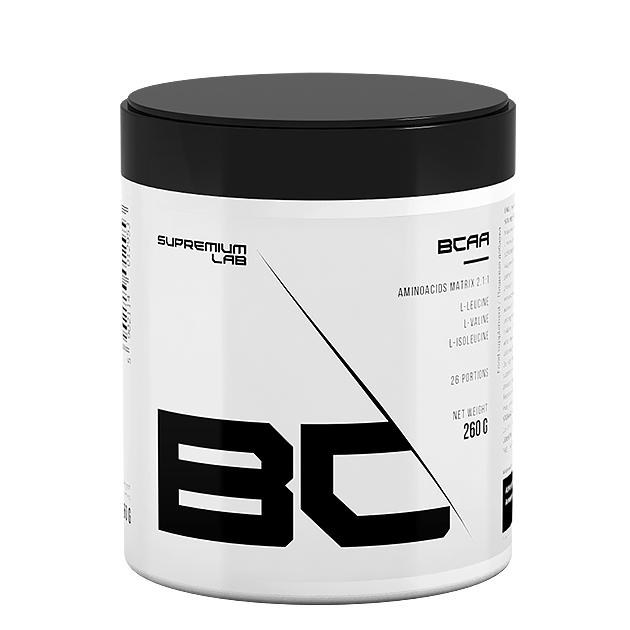 Аминокислота Supremium Lab BCAA 260 грамм