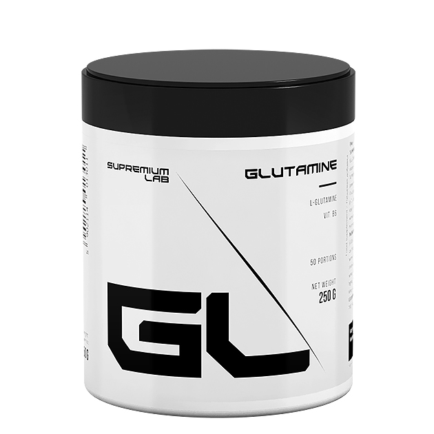 Глютамины Glutamine Supremium Lab 250 грамм