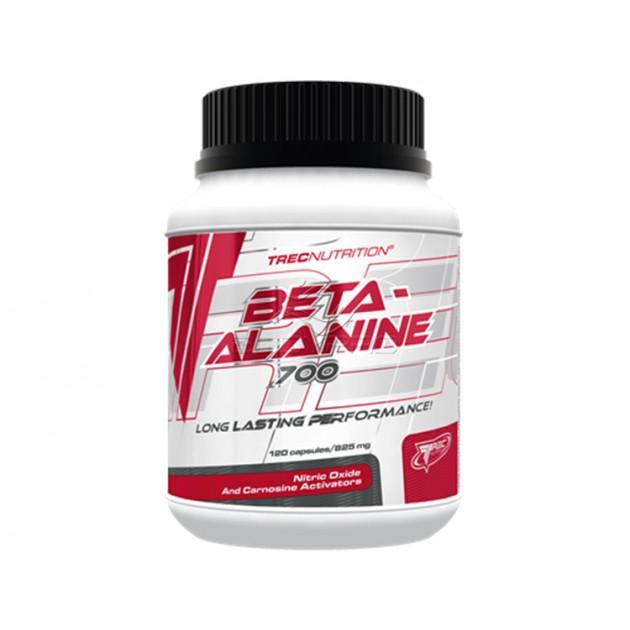 Предтренировочный комплекс Trec Nutrition Beta-Alanine 700 120 капс