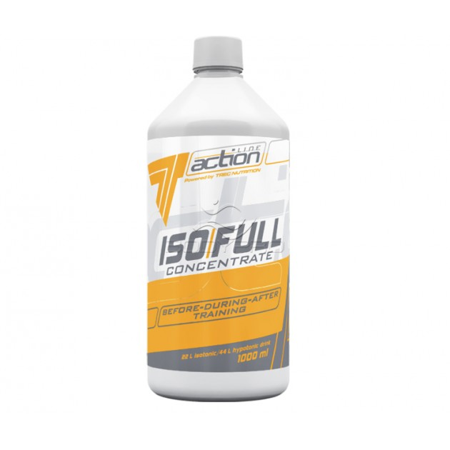 Изотоник Trec Nutrition Iso Full 500 мл.