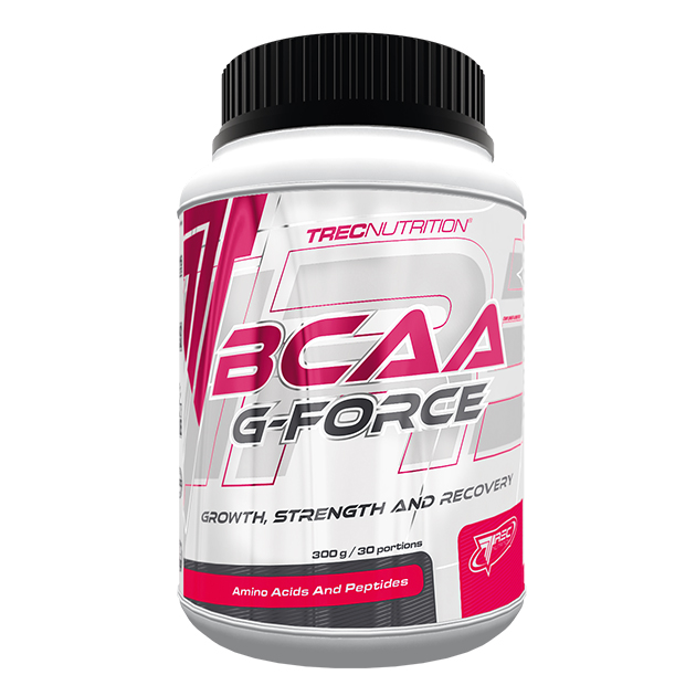 Аминокислоты Trec Nutrition BCAA G Force 300 г Апельсин
