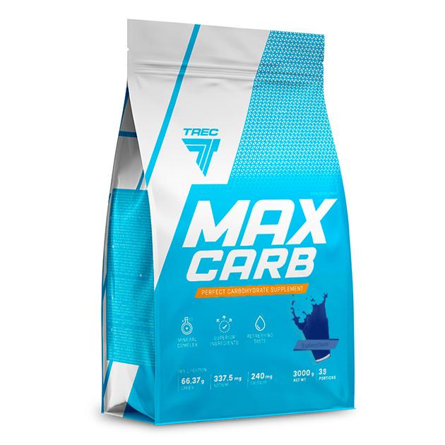 Энергетик Trec Nutrition Max Carb 1000 г Черника