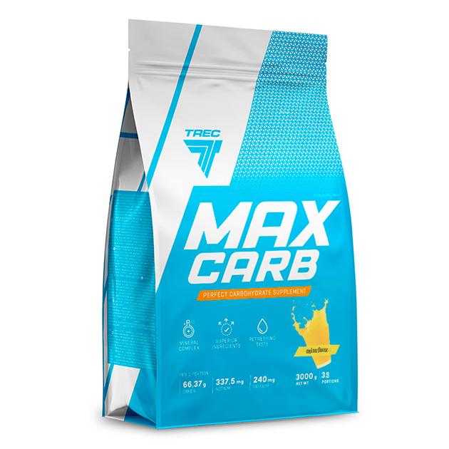Энергетик Trec Nutrition Max Carb 3000 г Дыня