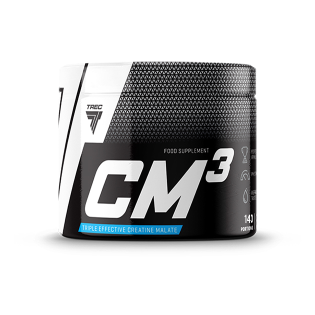 Креатин Trec Nutrition CM3 Powder 500 г Ананас