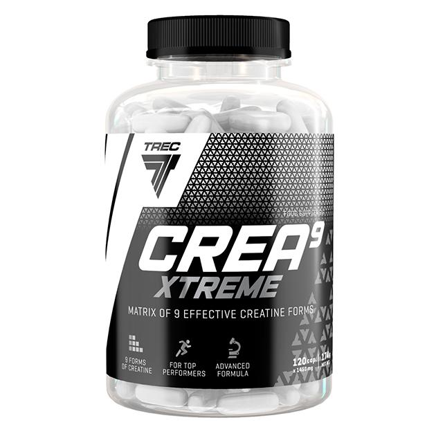 Креатин Trec Nutrition Crea 9 Xtream 120 капс