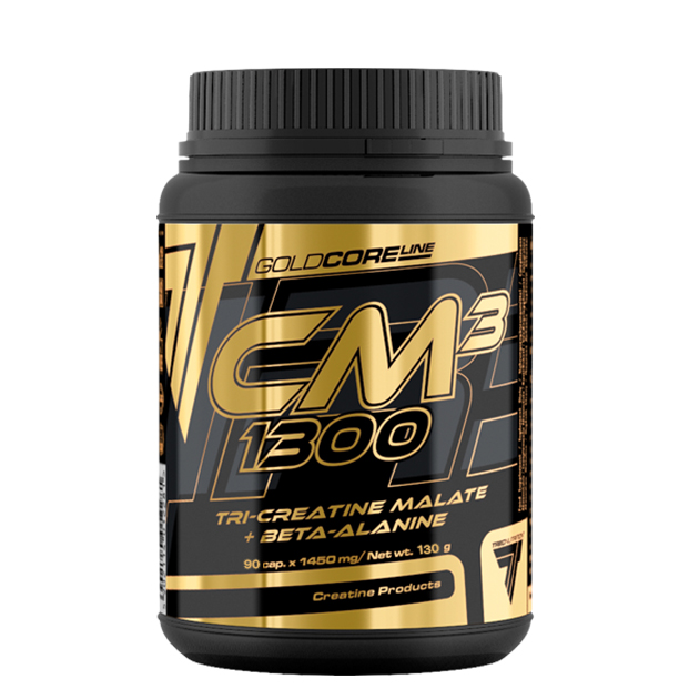 Креатин Trec Nutrition Gold Core CM3 1300 180 капс
