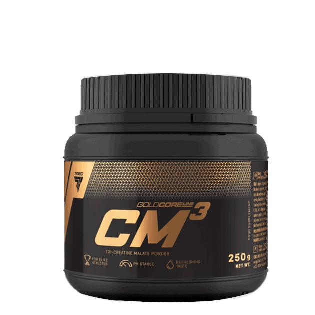 Креатин Trec Nutrition Gold Core CM3 1300 Powder 250 г