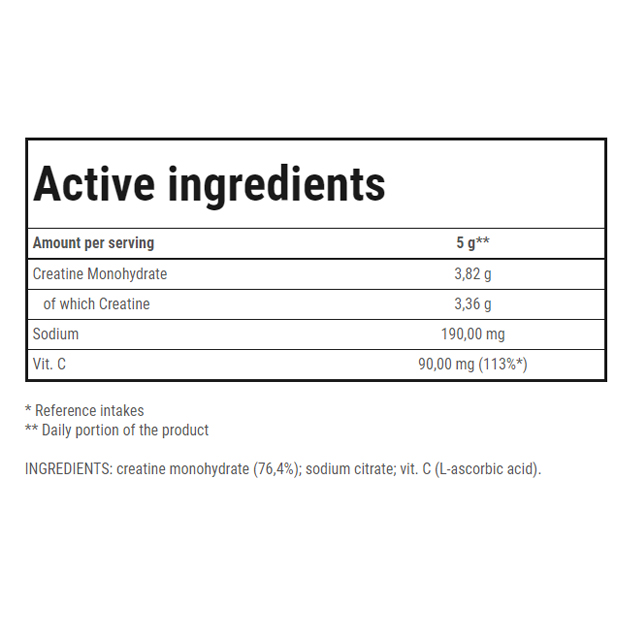 Креатин Trec Nutrition Creatine 100% 300 г
