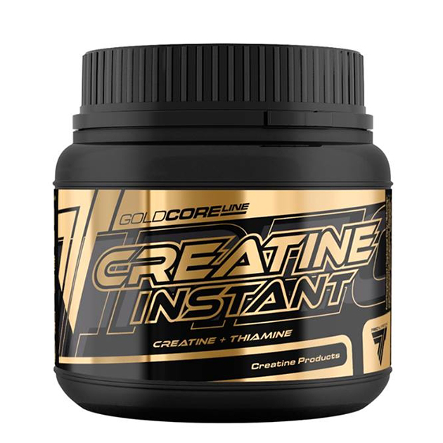 Креатин Trec Nutrition Gold Core Creatine Instant 240 г Фруктовый пунш
