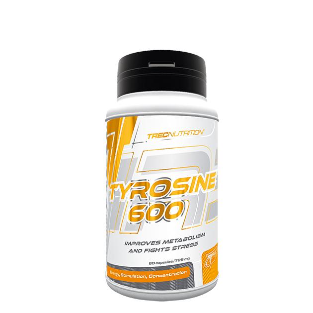 Аминокислота Trec Nutrition Tyrosine 600 60 капс