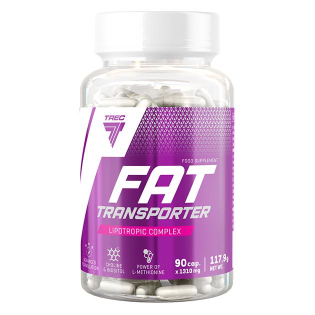 Жиросжигатель Trec Nutrition Fat Transporter 90 капс