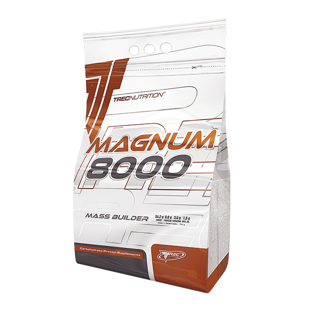 Гейнер Trec Nutrition Magnum 8000 1000 г Шоколад