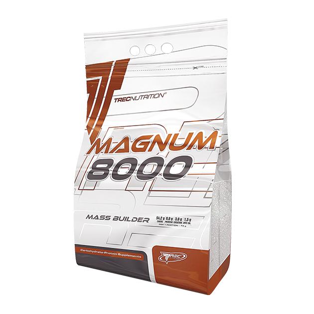 Гейнер Trec Nutrition Magnum 8000 1000 г Банан