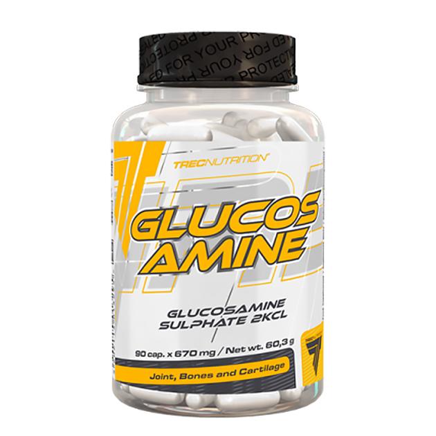 Хондропротектор Глюкозамин Trec Nutrition Glucosamine 90 капс