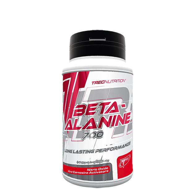 Предтренировочный комплекс Trec Nutrition Beta-Alanine 700 60 капс