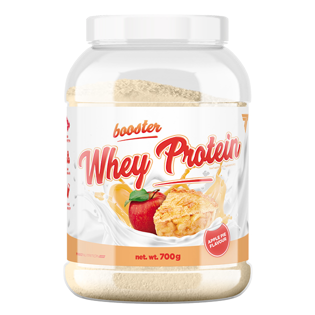 Протеин Trec Nutrition Booster Whey Protein 700 г Капучино