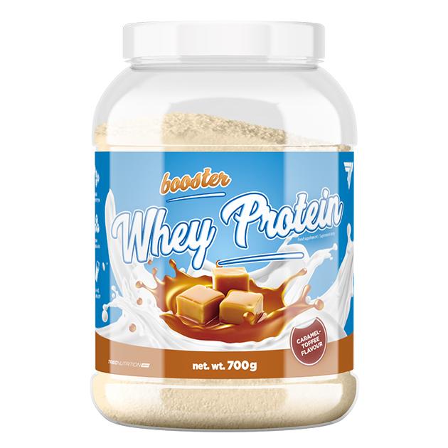 Протеин Trec Nutrition Booster Whey Protein 700 г Карамель - Тоффи