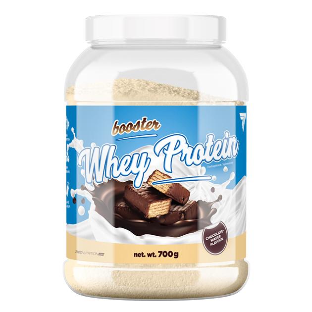Протеин Trec Nutrition Booster Whey Protein 700 г Шоколадные вафли