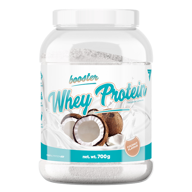 Протеин Trec Nutrition Booster Whey Protein 700 г Кокос