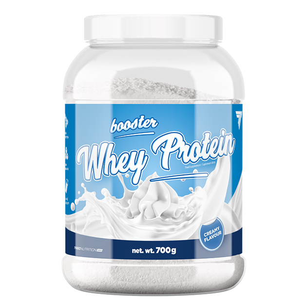 Протеин Trec Nutrition Booster Whey Protein 700 г Сливки
