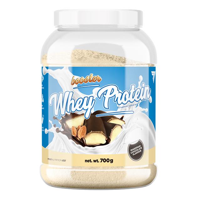 Протеин Trec Nutrition Booster Whey Protein 700 г Шоколад - Марципан