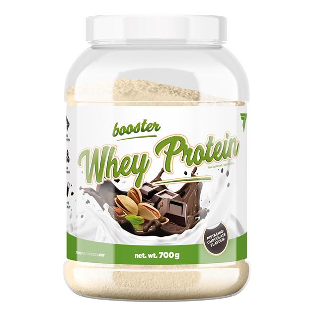 Протеин Trec Nutrition Booster Whey Protein 700 г Фисташки + шоколад