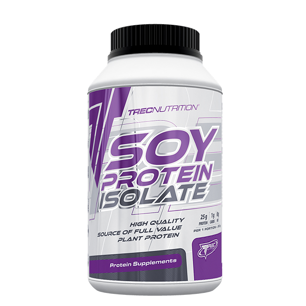 Протеин Trec Nutrition Soy Protein Isolate 650 г Ваниль