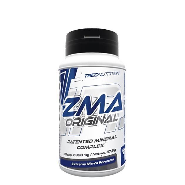 Тестобустер Trec Nutrition ZMA 120 капс
