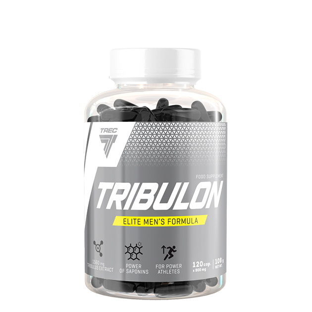 Стимулятор тестостерона Trec Nutrition Tribulon 120 капс