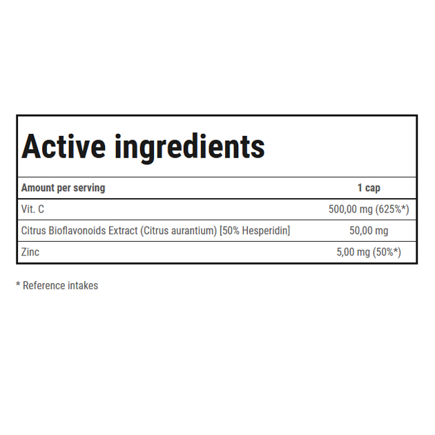 Витамины Trec Nutrition Vitamine C Strong 500 200 таб