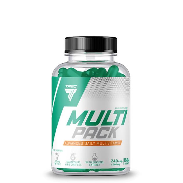 Витаминно-Минеральный комплекс Trec Nutrition Multi Pack 240 капс