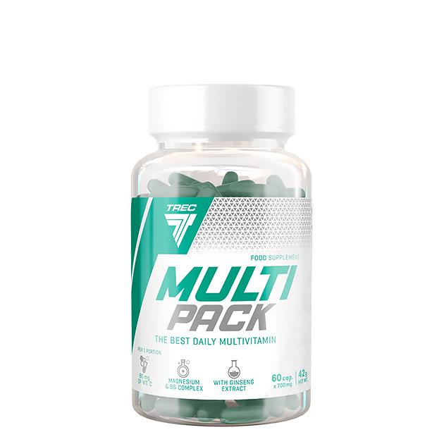Витаминно-Минеральный комплекс Trec Nutrition Multi Pack 60 капс