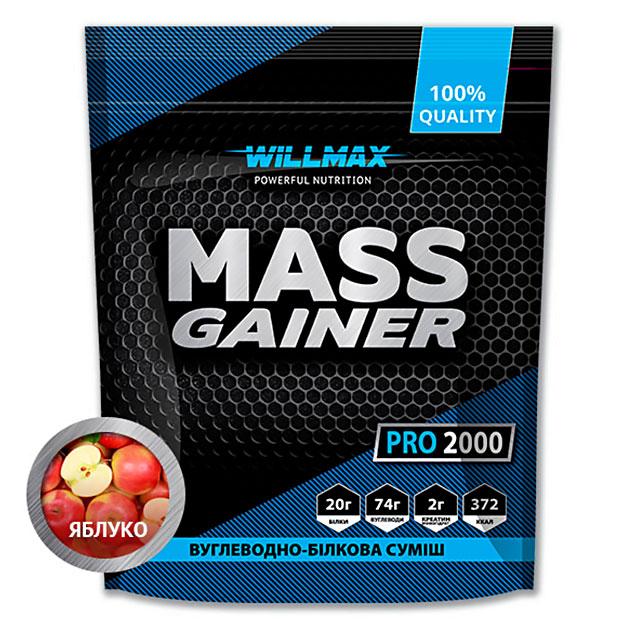 Гейнер Willmax Mass Gainer Pro 2000 г