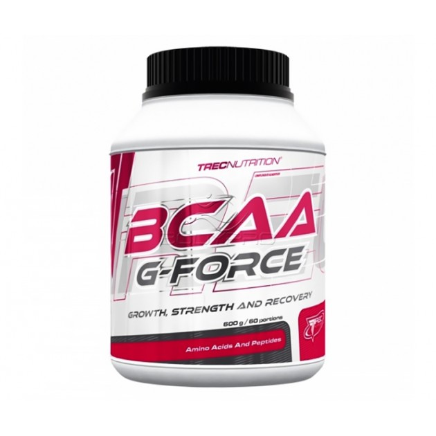 Аминокислоты Trec Nutrition BCAA G Force 600 г Апельсин