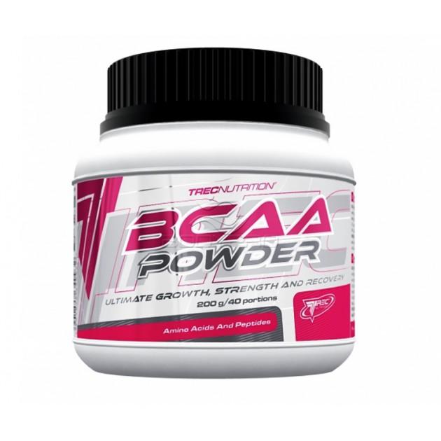 Аминокислоты Trec Nutrition BCAA Powder 200 грамм