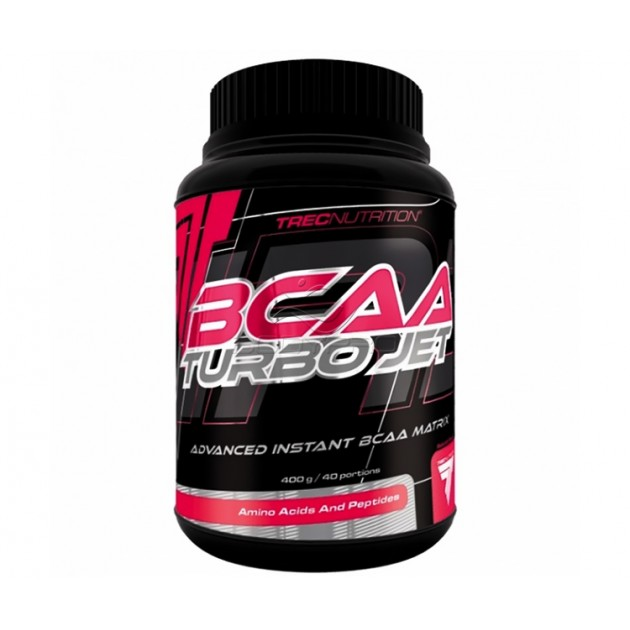 Аминокислоты Trec Nutrition BCAA Turbo Jet 400 грамм